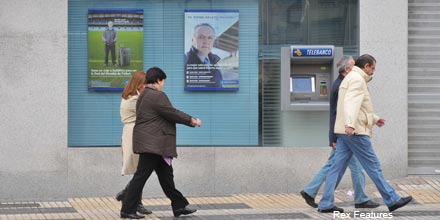 Market Blog: Spain pushed to 7% 'bailout threshold'
