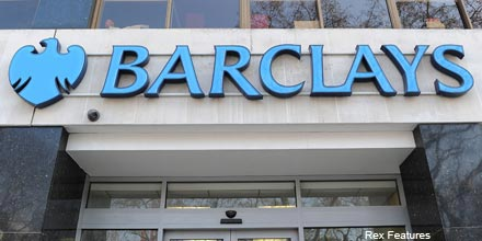 Barclays & RBS shares sink as Osborne weighs in