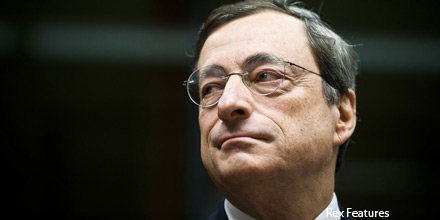 Sipp Investor: Draghi can't save the euro