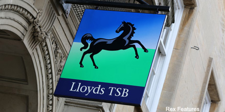Lloyds leaps back to profit, seeks dividend approval