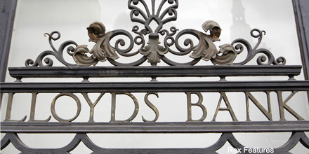 Lloyds shares drop amid dividend disappointment