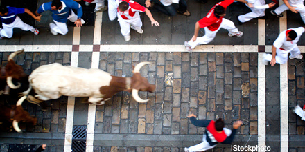 Get ready for August correction, but then grab this bull by horns