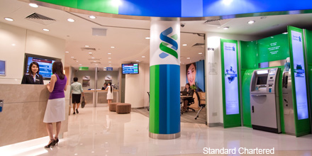 Standard Chartered ravaged by Iran claims