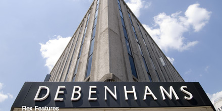 Expert View: Debenhams, Shell & Mitie