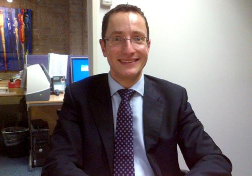 Andrzej Borkowski at Arcrate