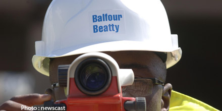 The Expert View: Balfour Beatty, CSR and BG Group