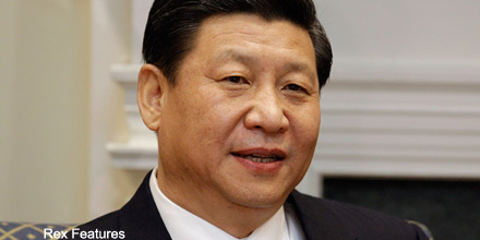 China names conservative leaders, snubbing reformers in power swap