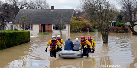 Politicians warned over flooding risk to homes