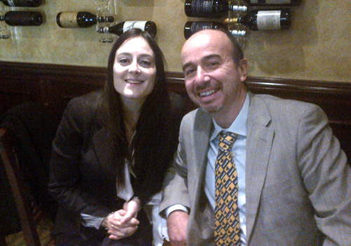 Coffee with FONDAPI's Mauro Bichelli