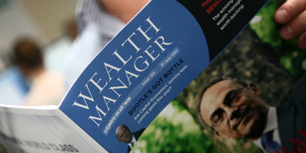 Subscribe now to find out how much Wealth Managers earn!