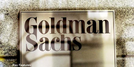 Goldman Sachs jumps in and out of F&C
