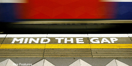 Mind the gap: the key to the inflation conundrum