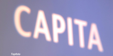 Capita faces FTSE 100 relegation as sell-off continues