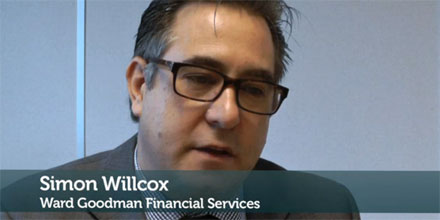 Adviser Insight Top Test: Simon Willcox of Ward Goodman Financial Services