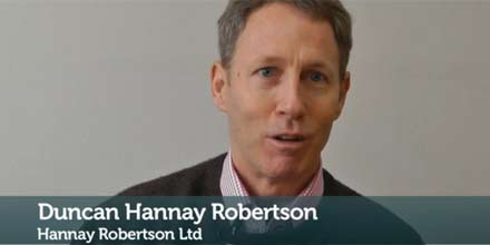 Adviser Insight Top Test: Duncan Hannay Robertson of Hannay Robertson