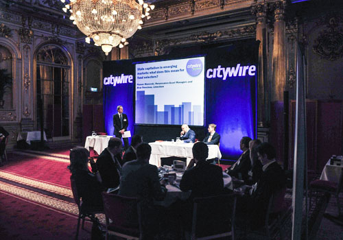 Citywire Stockholm 2012