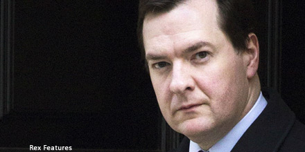 Osborne faces calls to cut tax as higher rate numbers soar