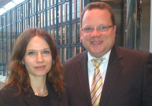 Martin Stenger von HDI Lebensversicherung in Köln