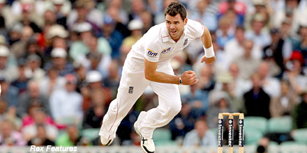 James Anderson and other sports stars sue Sigma Wealth Management