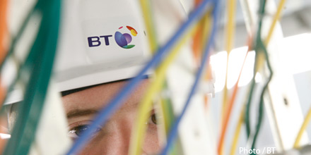 The Expert View: BT, N Brown and ARM