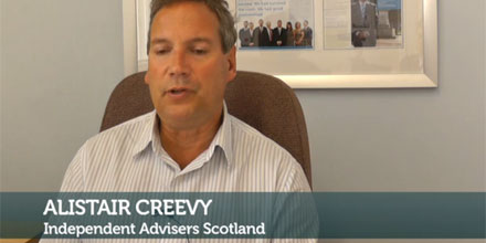 Adviser Insight Top Test: Alistair Creevy of Independent Advisers (Scotland)