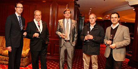 Citywire's Chile reception: view the pictures