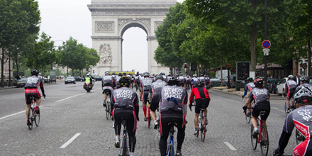 On yer bike! wealth managers set for London to Paris charity cycle