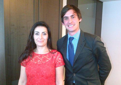 Avec Sandrine Vincelot-Guiet, Directrice de la Multigestion Diversifiée, VEGA Investment Managers
