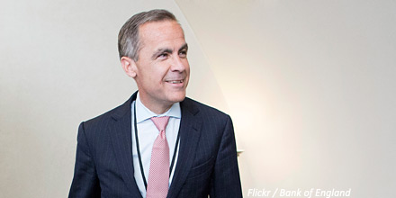 Carney: now is not the time to raise rates