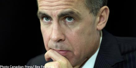 Carney tipped to cut unemployment rate rise threshold to 6.5%