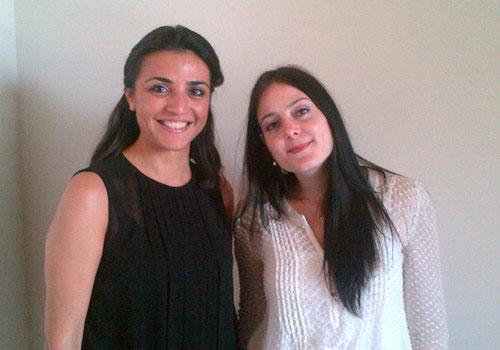 Beatrice meets Alessia Paradiso, GWA Sim in Rome
