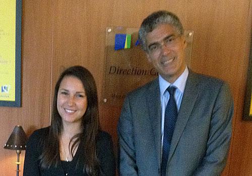 Rencontre très amicale avec Philippe Taffin, CIO chez Aviva Investors France