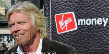 Virgin Money lends glitter to faltering FTSE