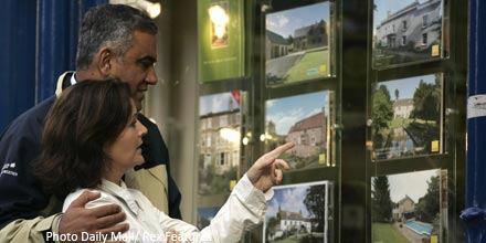 House prices dipped in September, says Nationwide