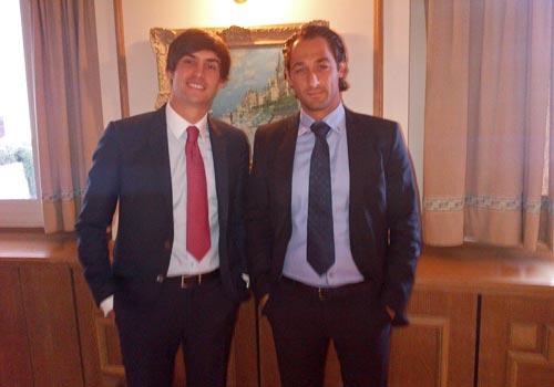 Rencontre à Monaco avec Pierre-Yves Dittlot