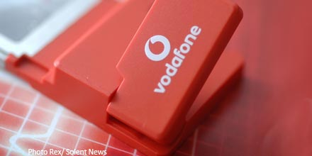 Vodafone and M&S disappointments drag FTSE lower