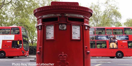 Royal Mail's shock delivery weighs on FTSE