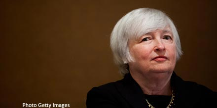 Yellen warns housing weakness weighing on US recovery