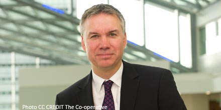 Co-op names interim chief exec as Sutherland steps down