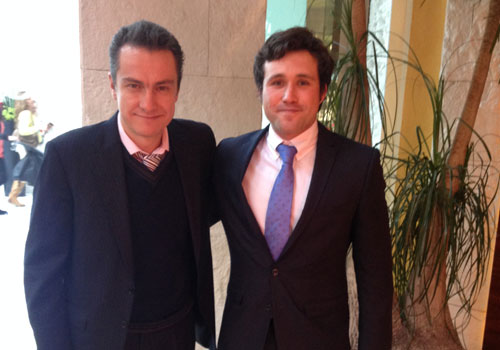 Alejandro meets Luis Palacios from CompassMX to talk about the Mexican fund selection market