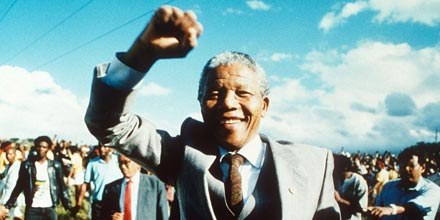 Nelson Mandela: an incredible life in pictures