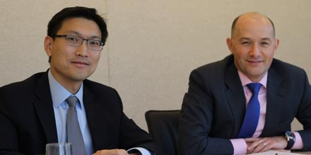 Chinese property developers give JPM Apac Income duo an edge
