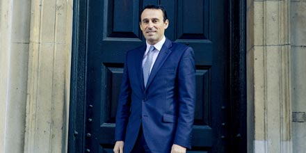 Profile: Salamanca CEO - 'Investment banks have been very thick'