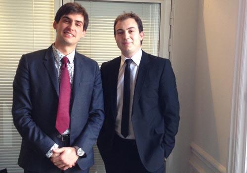 Paul-Valentin Pitou avec Jérôme Livran, Analyste Financier chez Nortia'