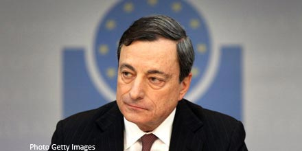 FTSE shrugs off Draghi's 'monetary policy on the cheap'