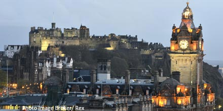 Wealth Manager Forum: pictures from Edinburgh - part 1