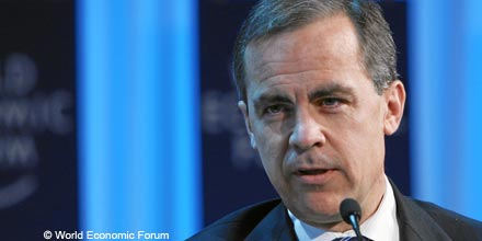 Carney: Scotland has to cede sovereignty if it wants pound