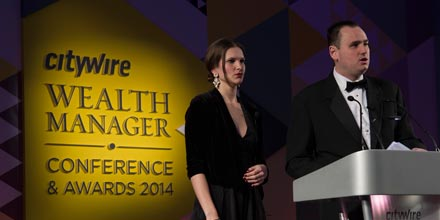 Citywire Wealth Manager Conference & Awards 2014: evening pictures