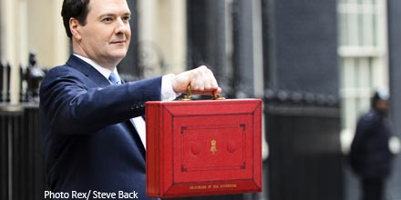 Budget 2014: Basic rate tax allowance upped to £10.5k