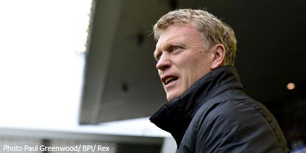 David Moyes sacked as Man Utd boss